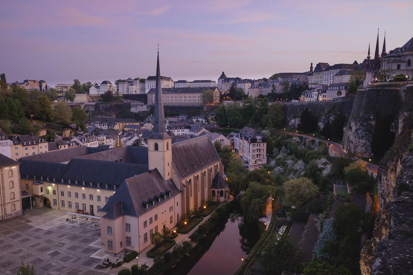 Dichtbij vakantie Luxemburg | Esperanto Travel - Reisbureau Nieuwpoort