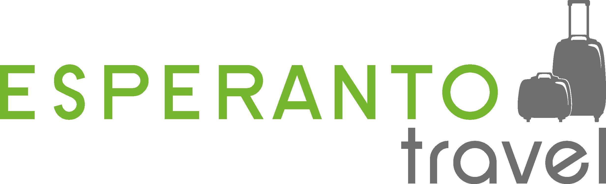 Logo | Esperanto Travel - Reisbureau Nieuwpoort