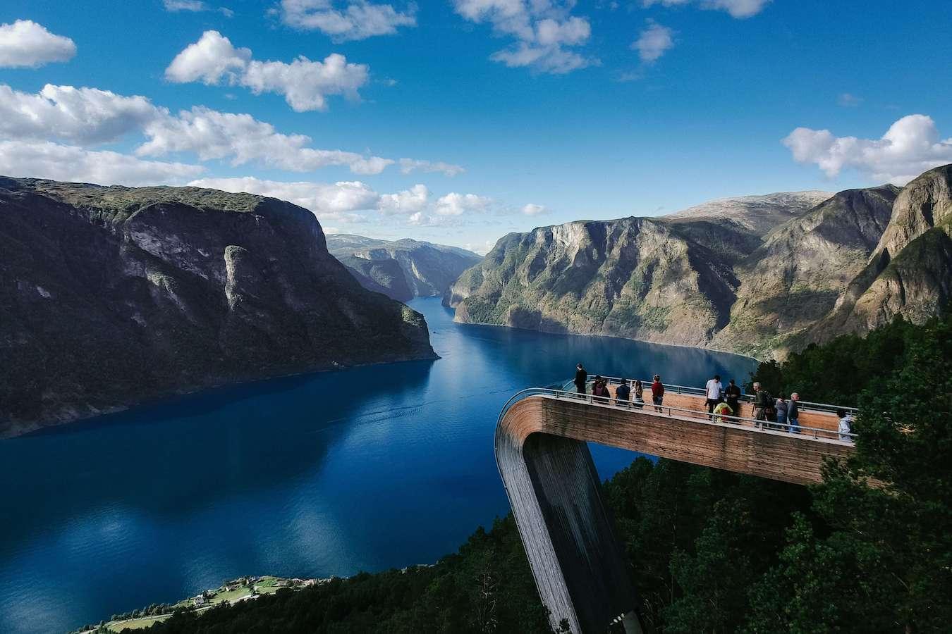 Groepsreis Noorwegen | Esperanto Travel - Reisbureau Nieuwpoort