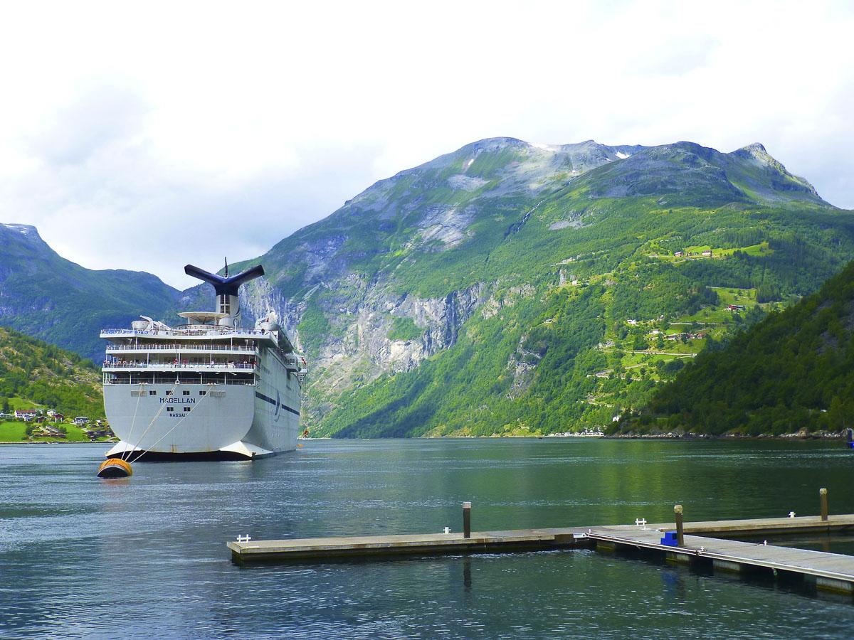 Cruise Noorse fjorden | Esperanto Travel - Reisbureau Nieuwpoort