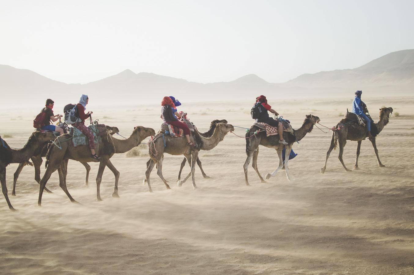 Groepsreis Marokko | Esperanto Travel - Reisbureau Nieuwpoort